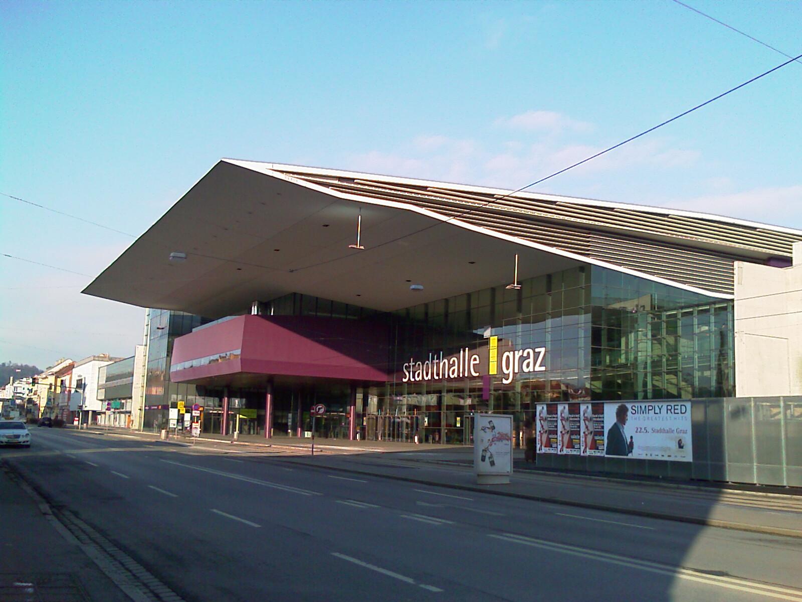 Grazer Stadthalle