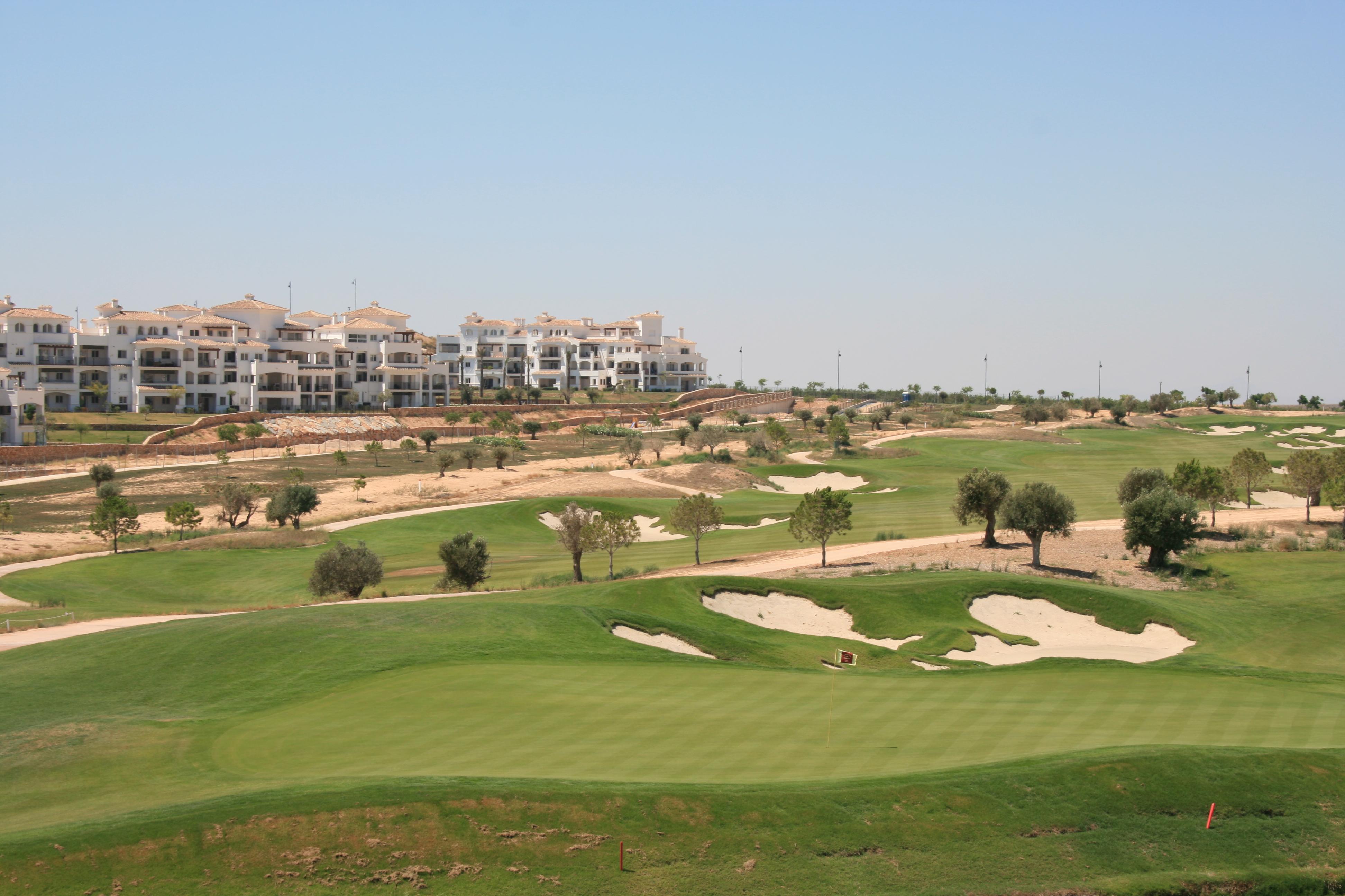 Golf Course House Design