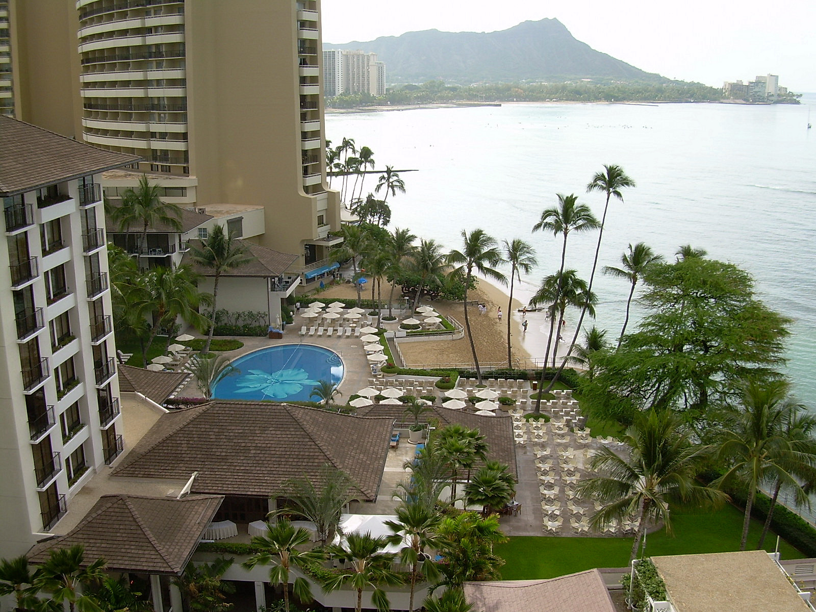 Luxury Hotels In Waikiki Beach Hawaii