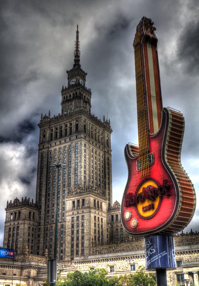 Hard Rock Cafe Warsaw