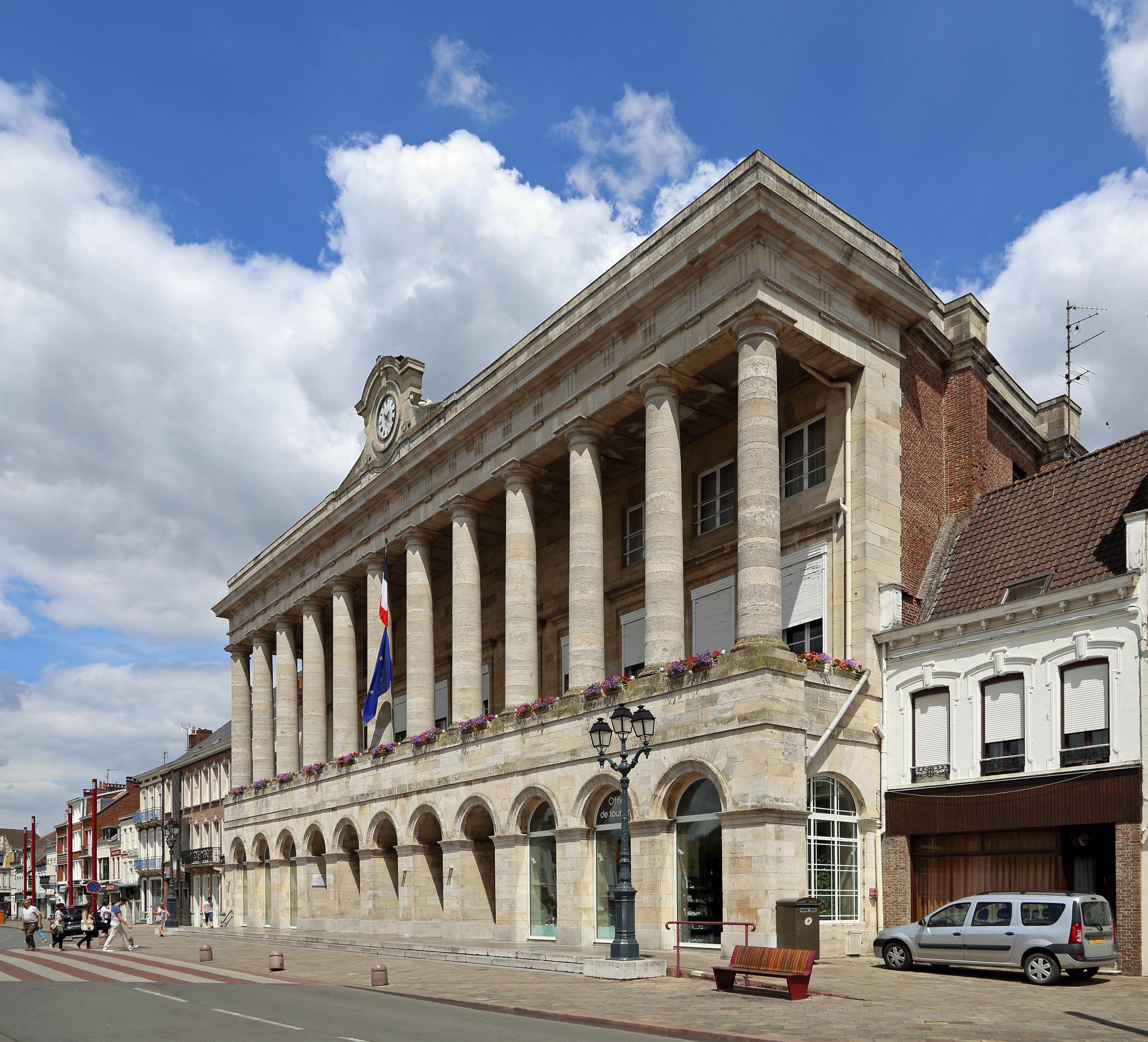 Portail Des Flandres Salome hazebrouck — wikipédia