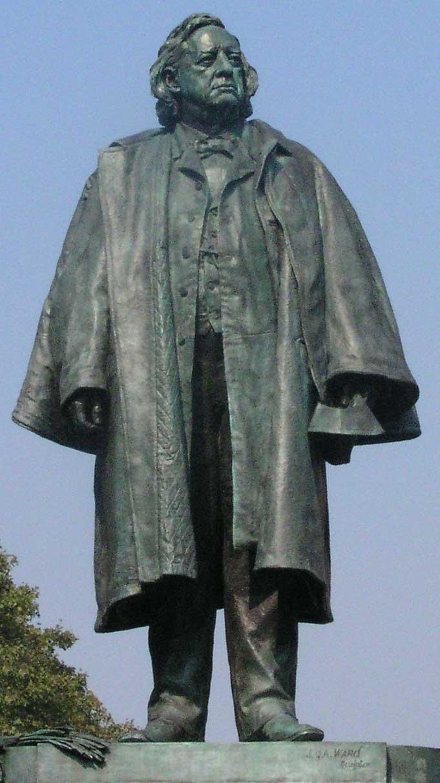 Poet Henry Ward Beecher
