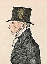 Lord Cockburn, the Scottish judge, was one of Waugh's great-great-grandfathers. Henry Cockburn, Lord Cockburn.jpg