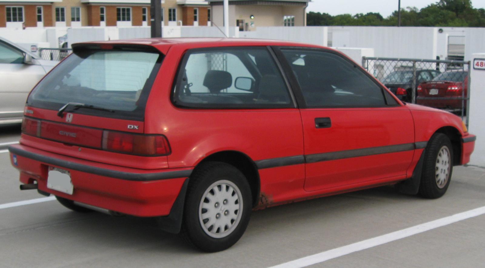 Image Result For Honda Hatchback Cx