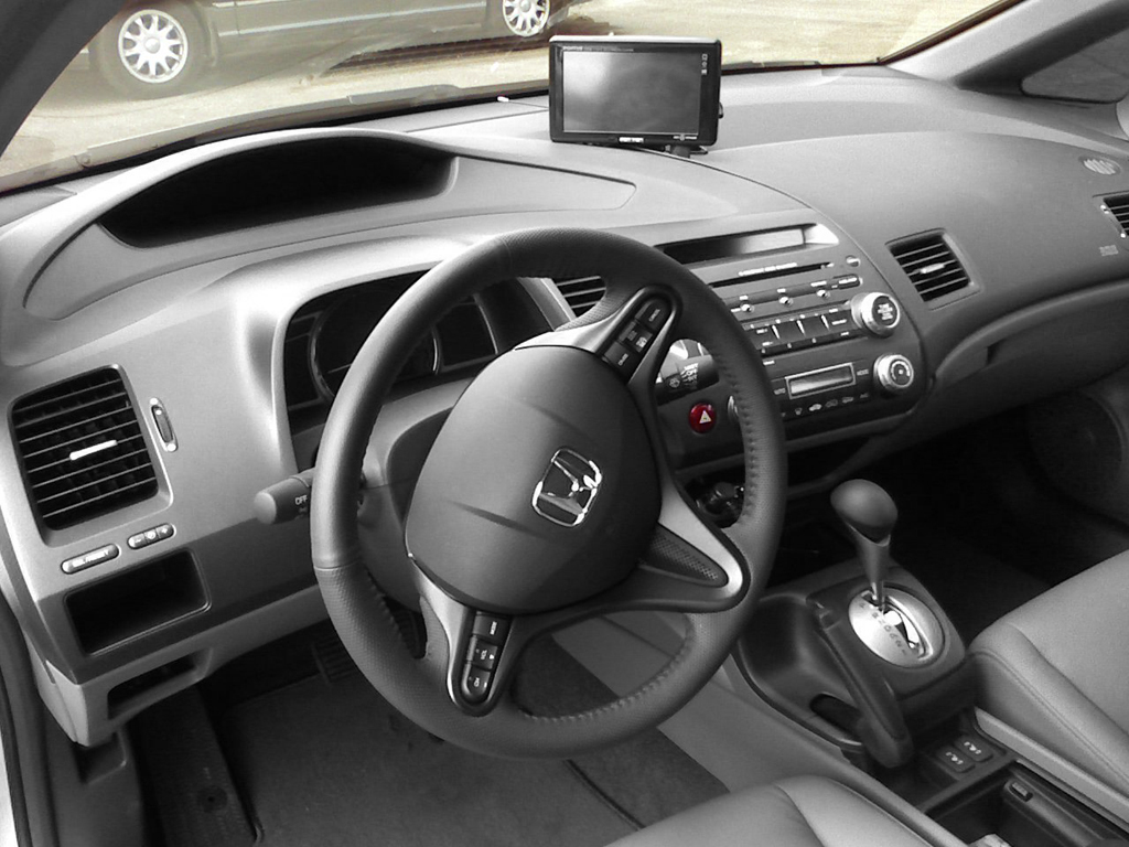 honda civic 2007y interior. Black Bedroom Furniture Sets. Home Design Ideas