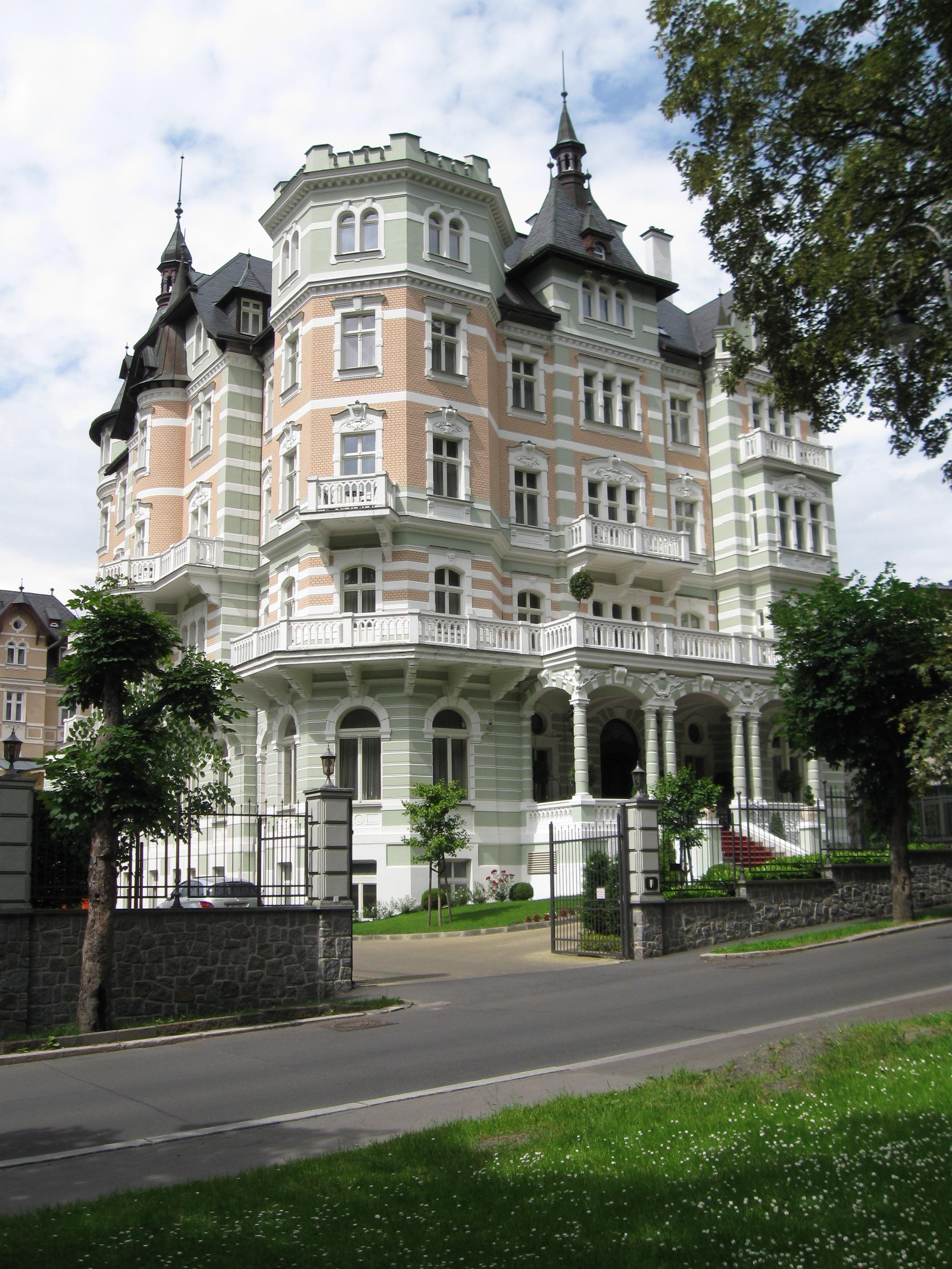 Hotels Karlovy Vary Villa Charlotte Royal Regent