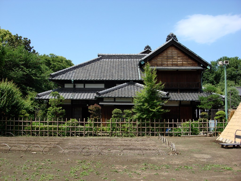Japanese Old House Design