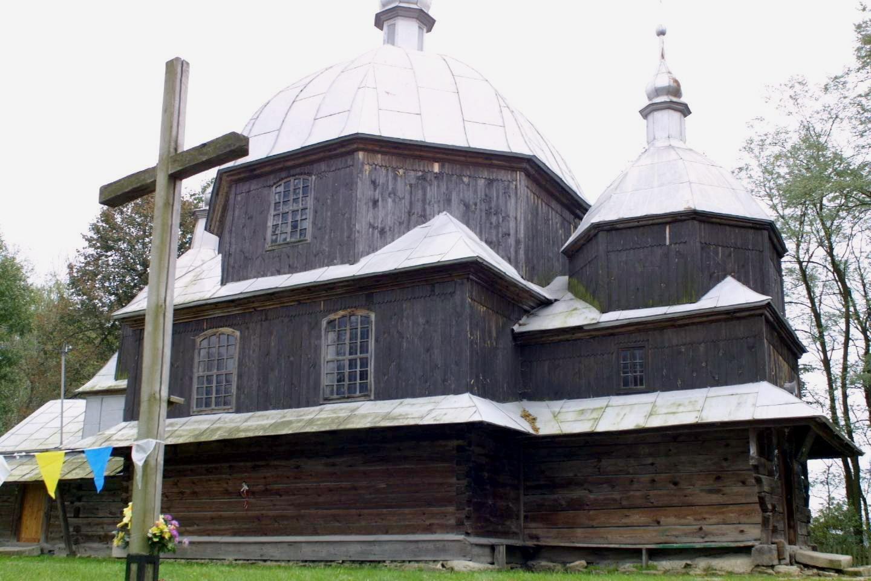 Cerkiew św. Mikołaja w Hrebennem