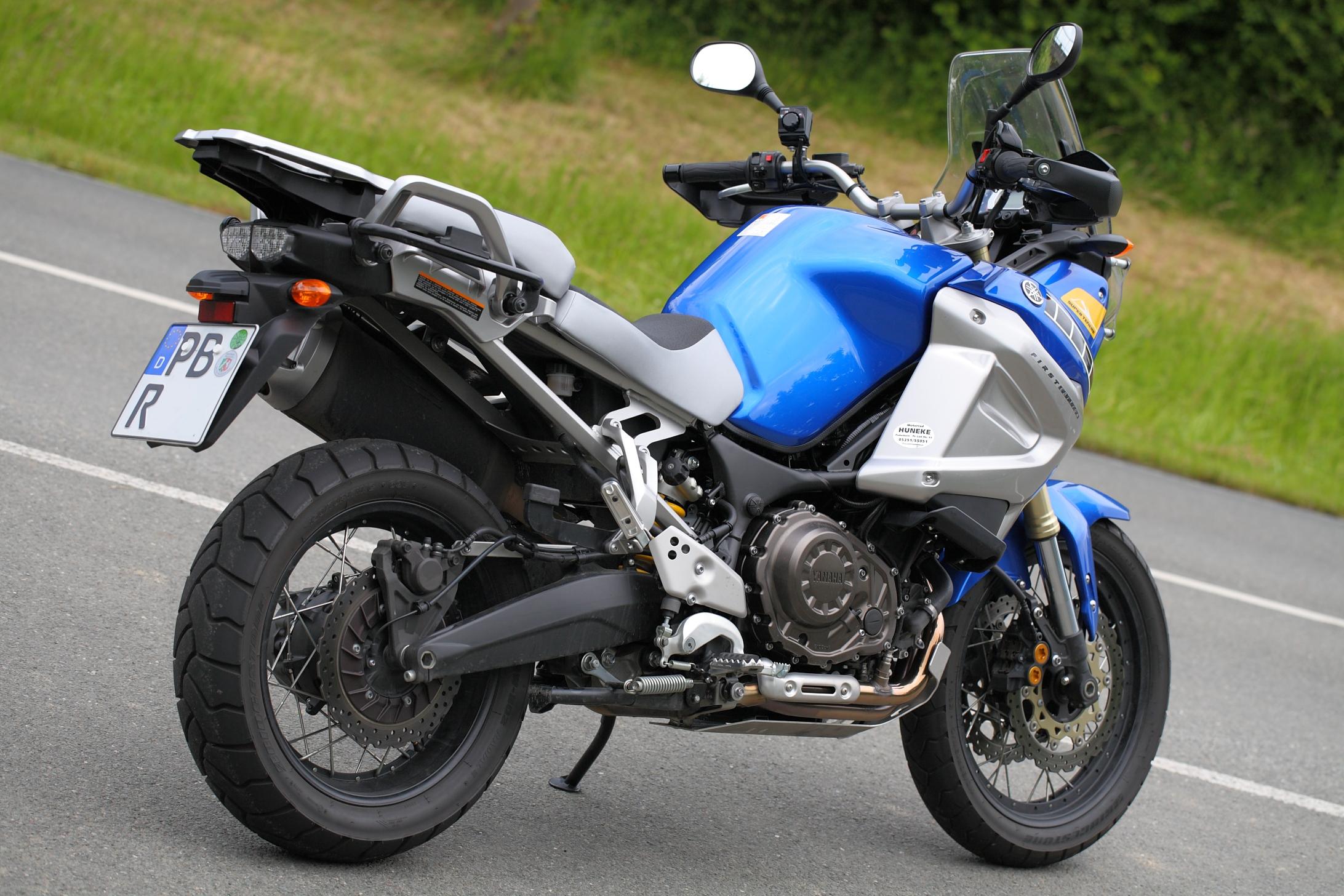 Yamaha Xtz Super Tenere Top Speed