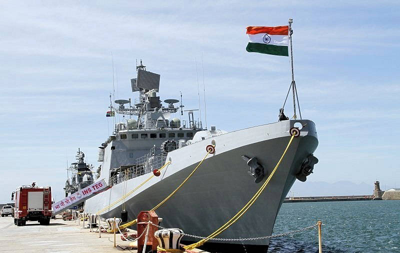 Navika Sagar Parikrama: Indian Navy`s all-women team to circumnavigate blobe