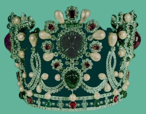 british crown empire essay in jewel