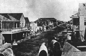 Indianola, Texas in 1875 Indianola.jpg
