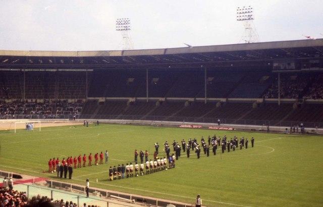 old wembley stadium by - photo #31