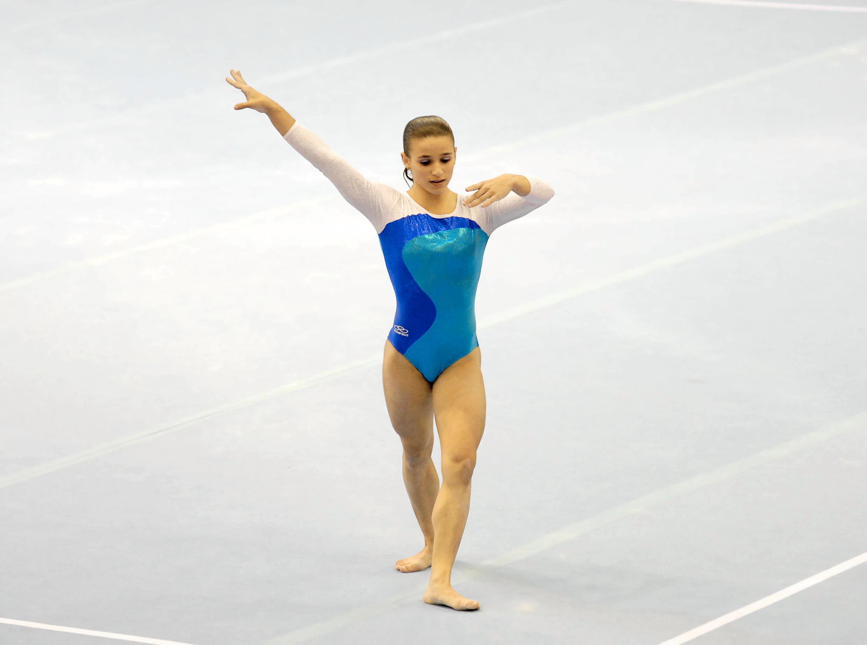 Sol (gymnastique) — Wikipédia