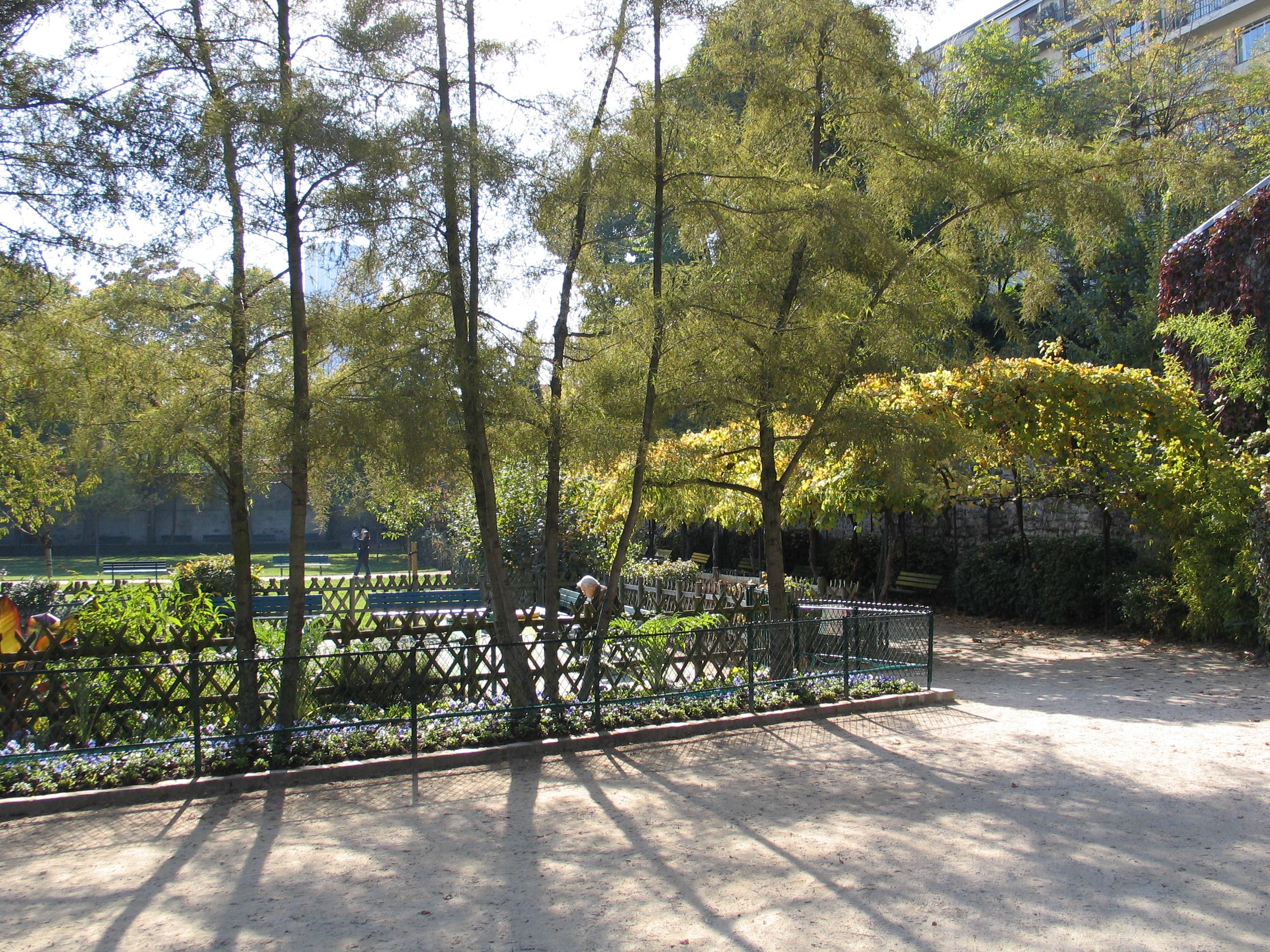 Jardin Catherine Laboure Wikipedia