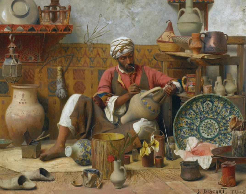 Image result for islamic artisans