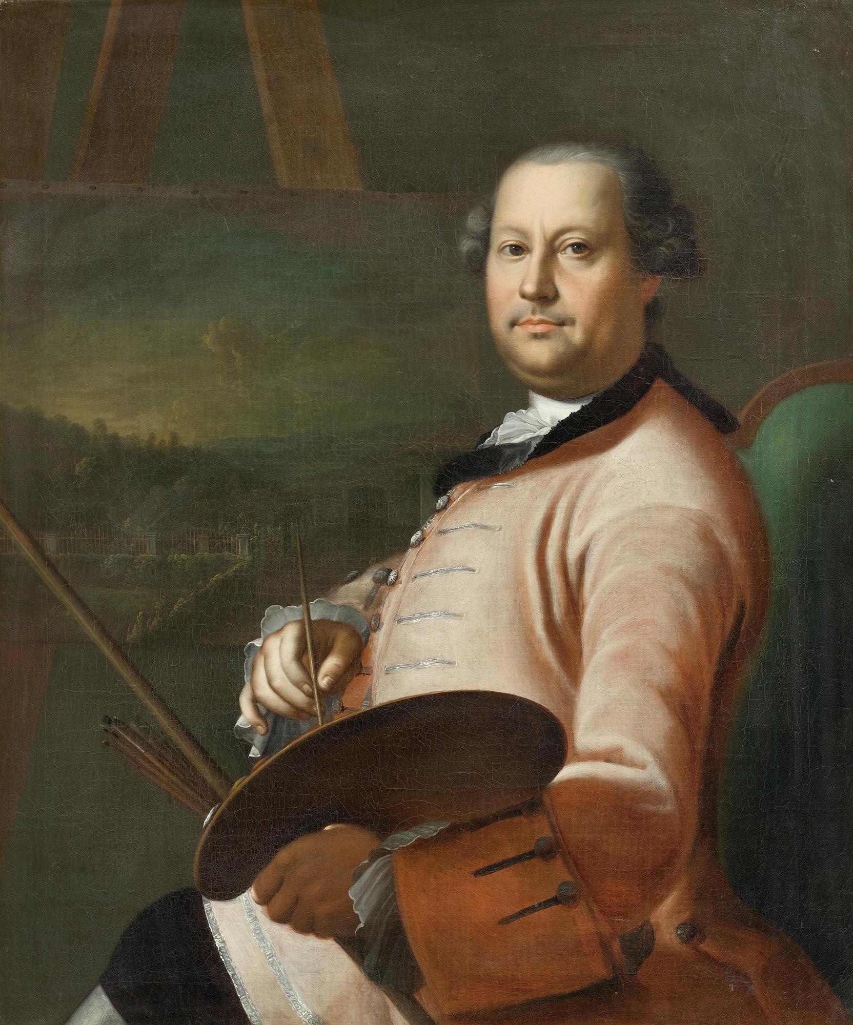Christian Georg Schütz