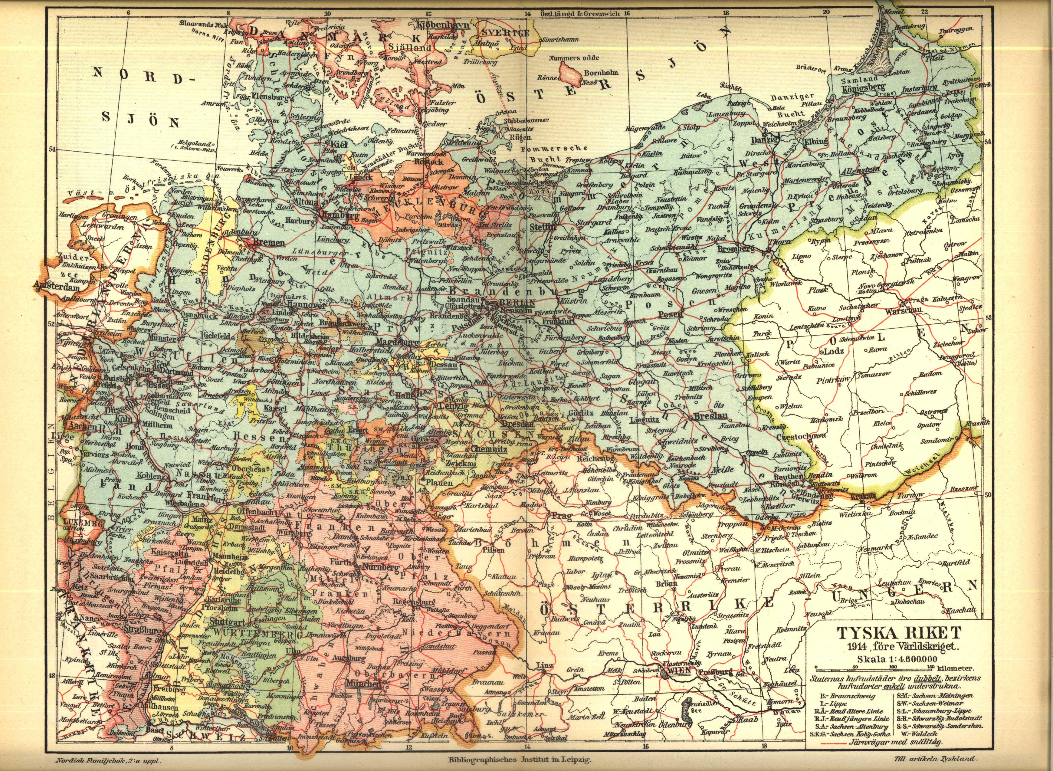File Karta Over Tyska Riket 1914 Fore Forsta Varldskriget Ur