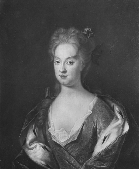 Katarina Opalinska, 1680-1749, drottning av Polen