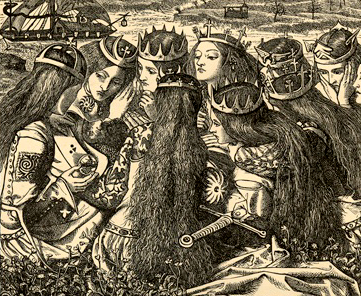 File:King Arthur in Avalon.png
