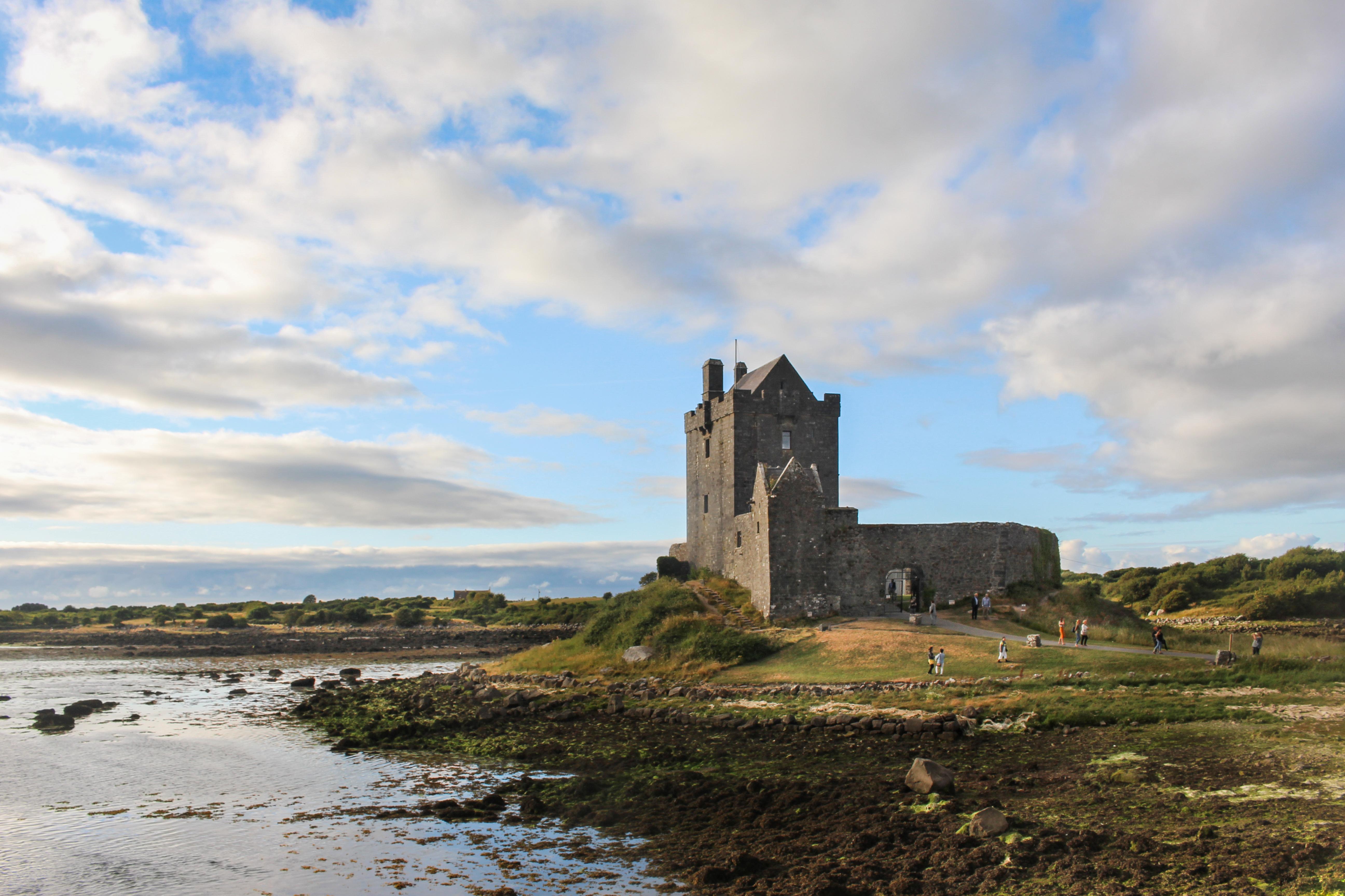 castles of ireland