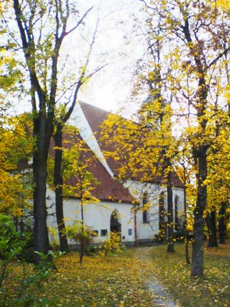 kostel sv. Prokopa v Českých Budějovicích