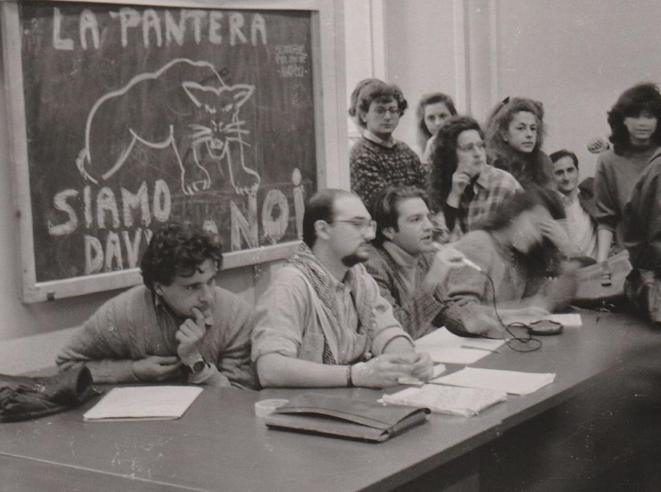 Pantera movimento studentesco wikipedia for Facolta architettura palermo