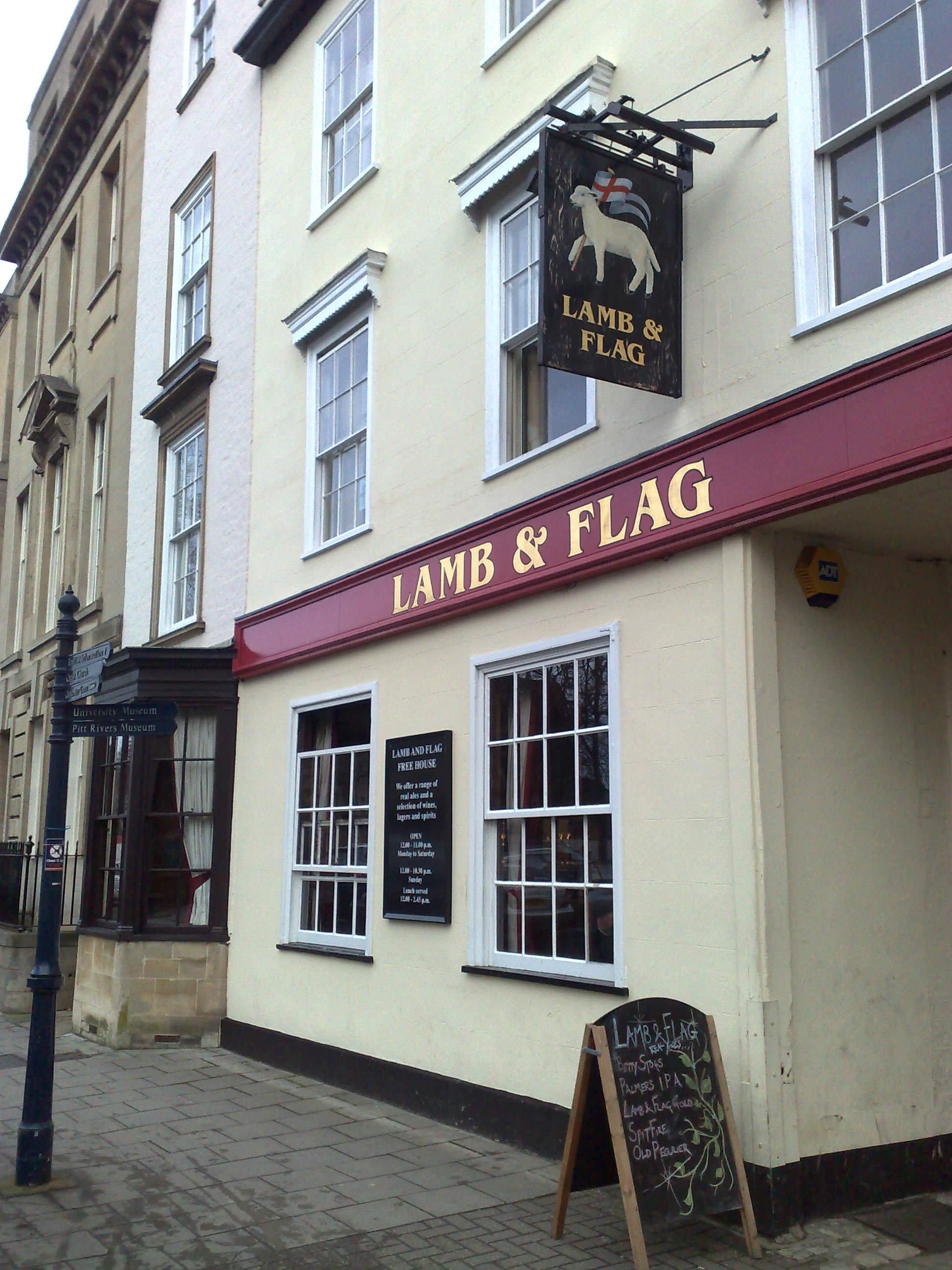 Lamb And Flag Function Room Leeds