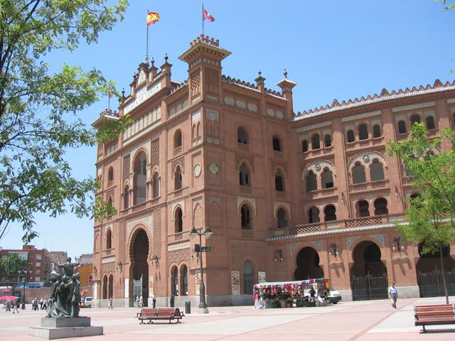 صور مدينه مدريد الاسبانيه  Las-ventas