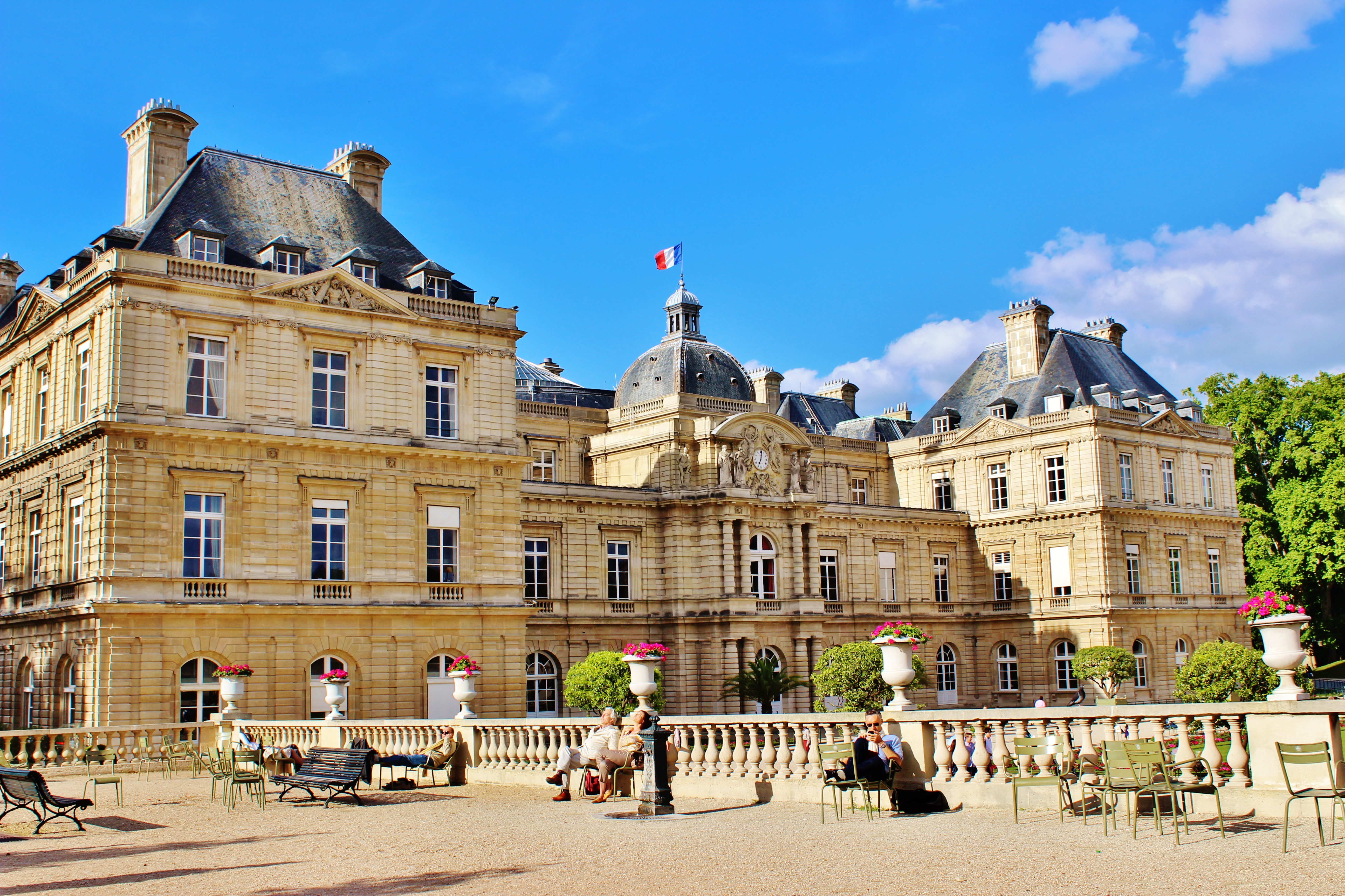 File Le Jardin du Luxembourg Paris France panoramio 21