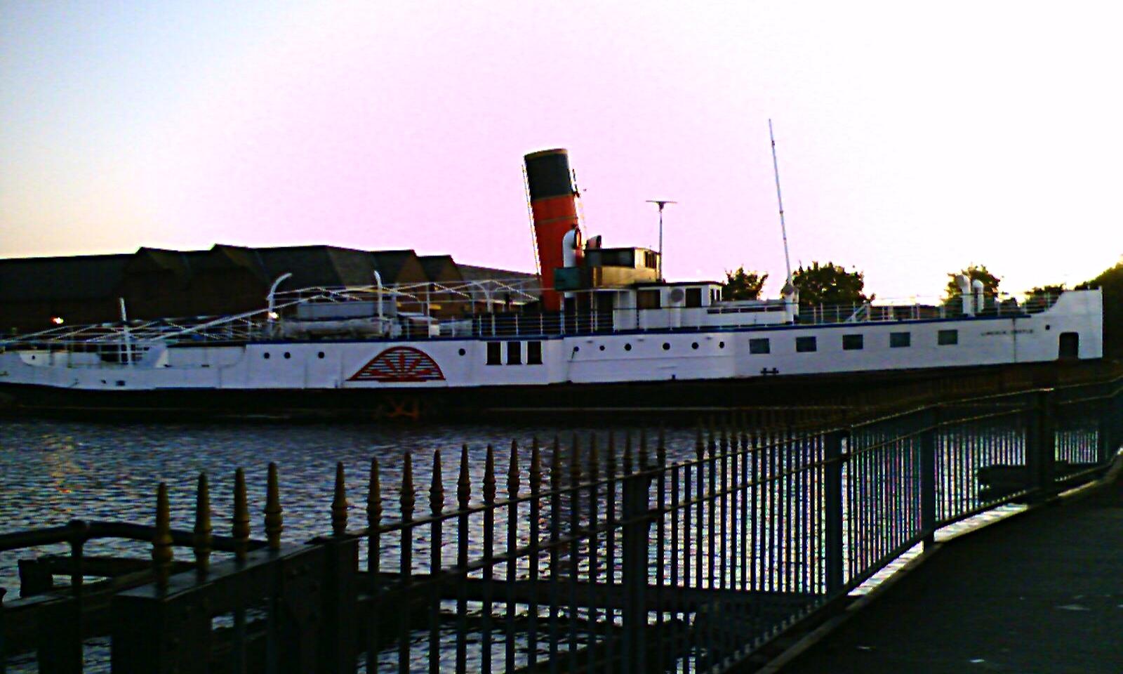 PS Lincoln Castle - Wikipedia