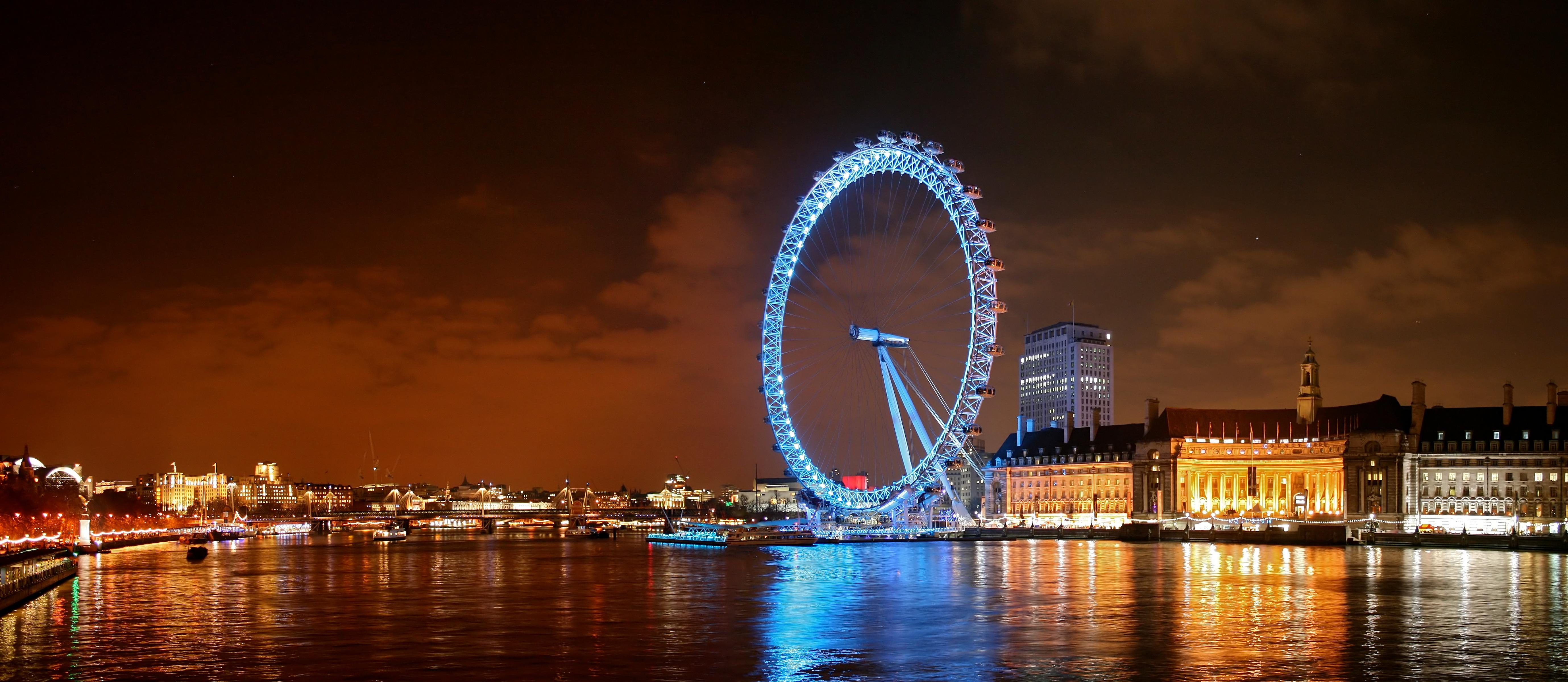 london eye by night - photo #16