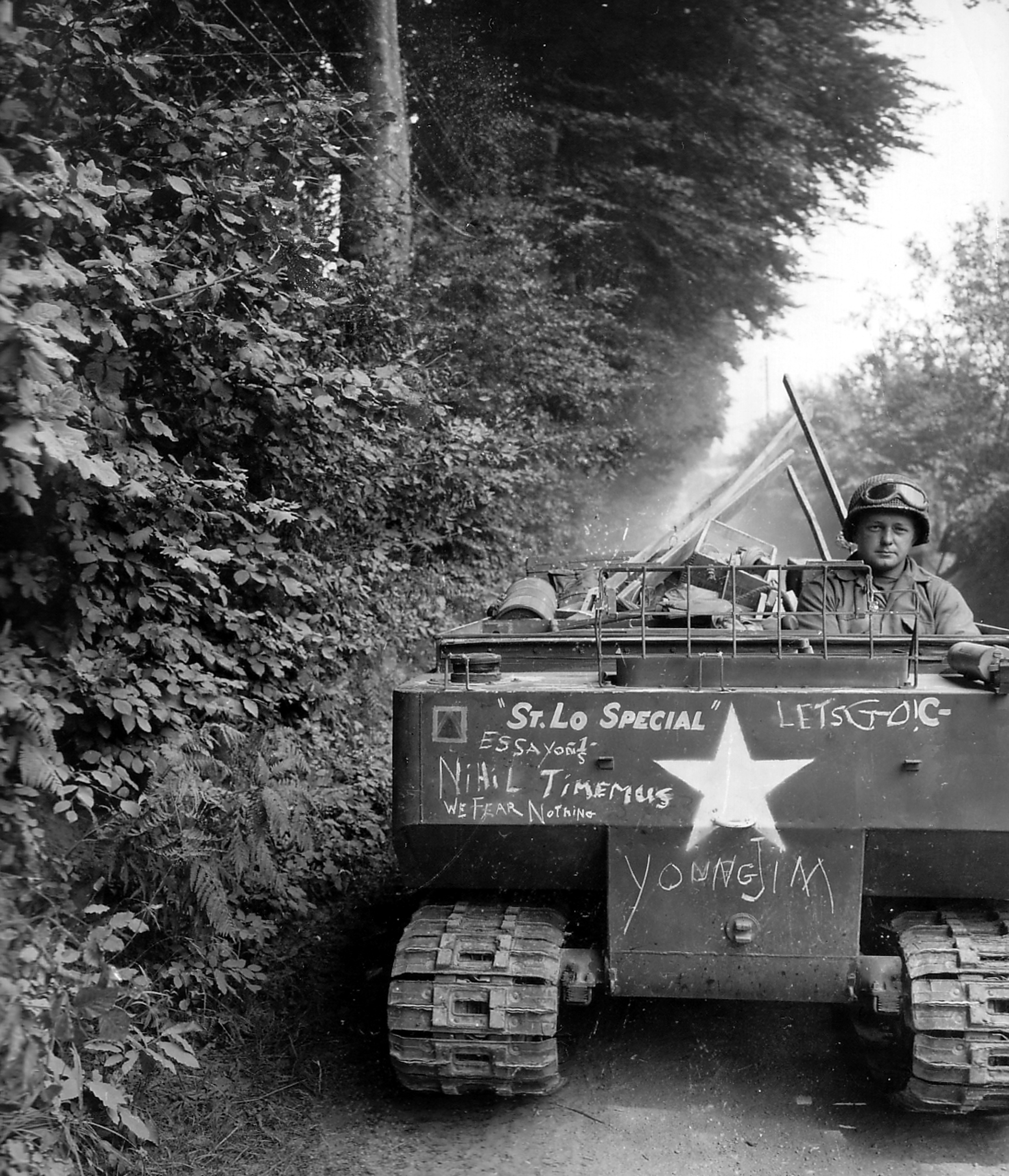 The 84th Infantry Div. in The Battle for Germany Nov. 1944- May 1945