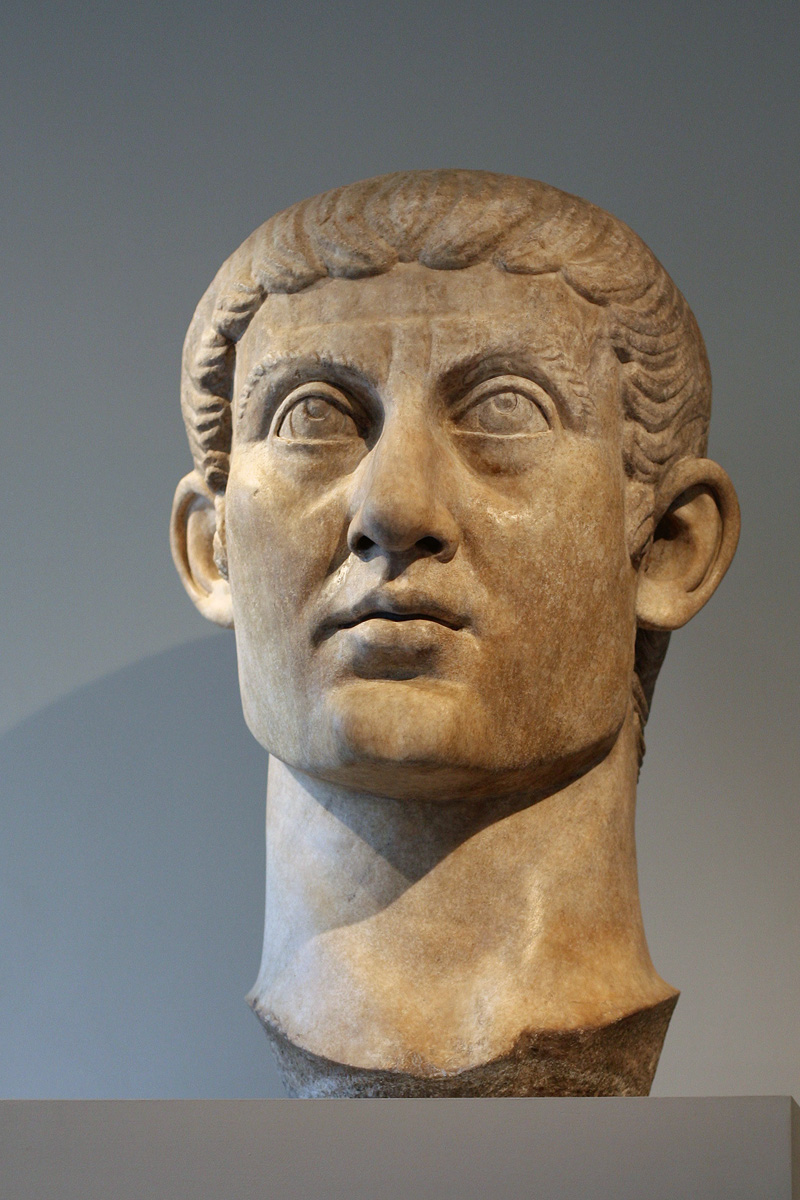 Diocletian and constantine