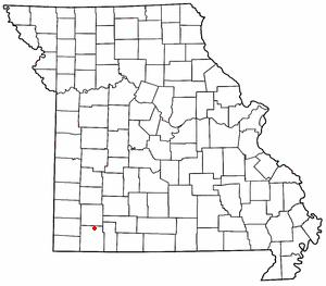 Pleasant Ridge, Barry County, Missouri