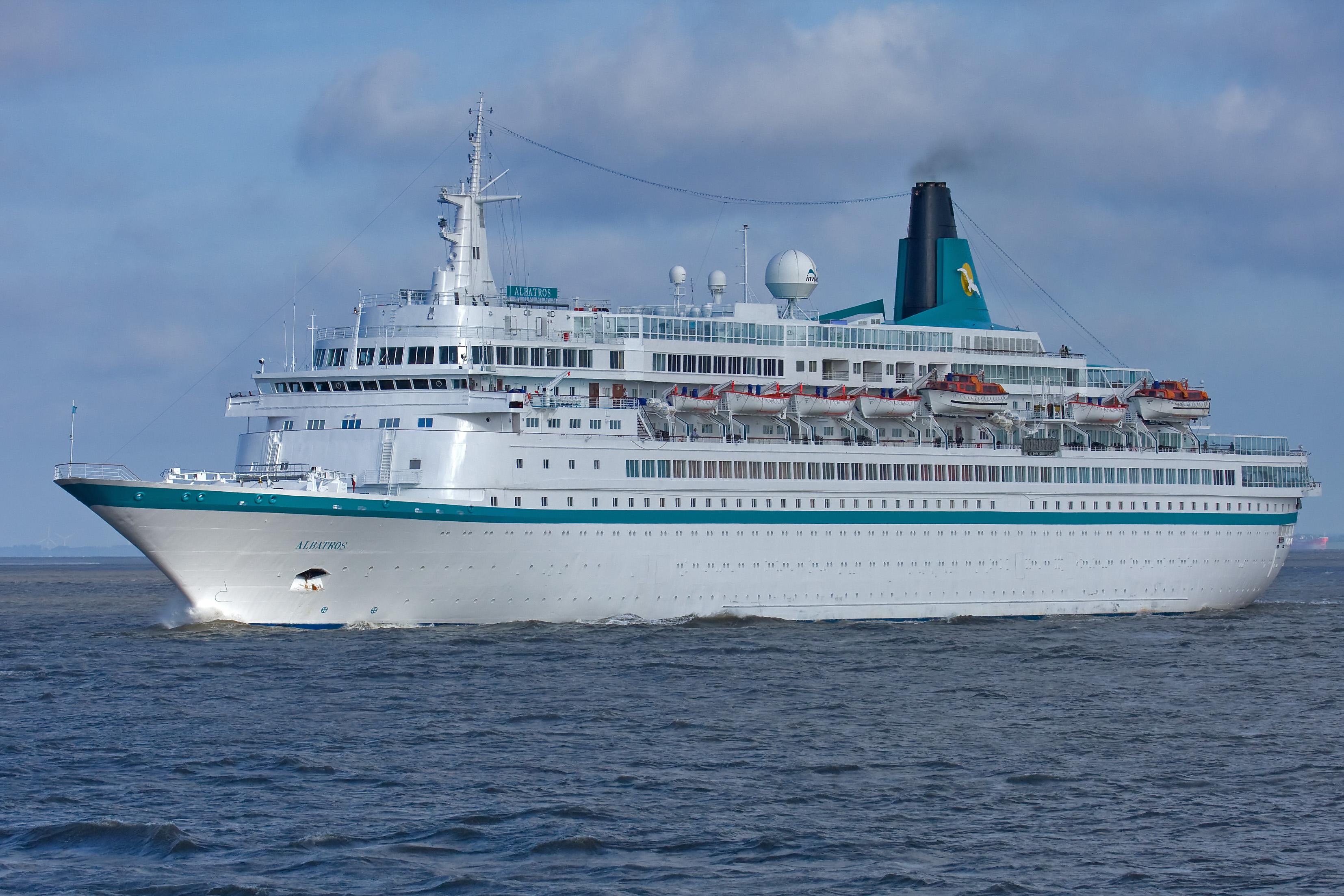 MS Albatros Cruise Ship