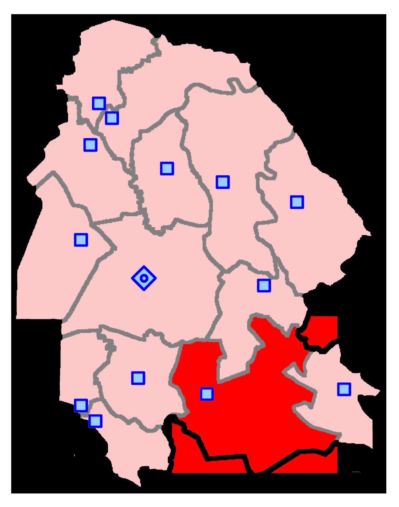 حوزه انتخابیه ماهشهر، امیدیه و هندیجان