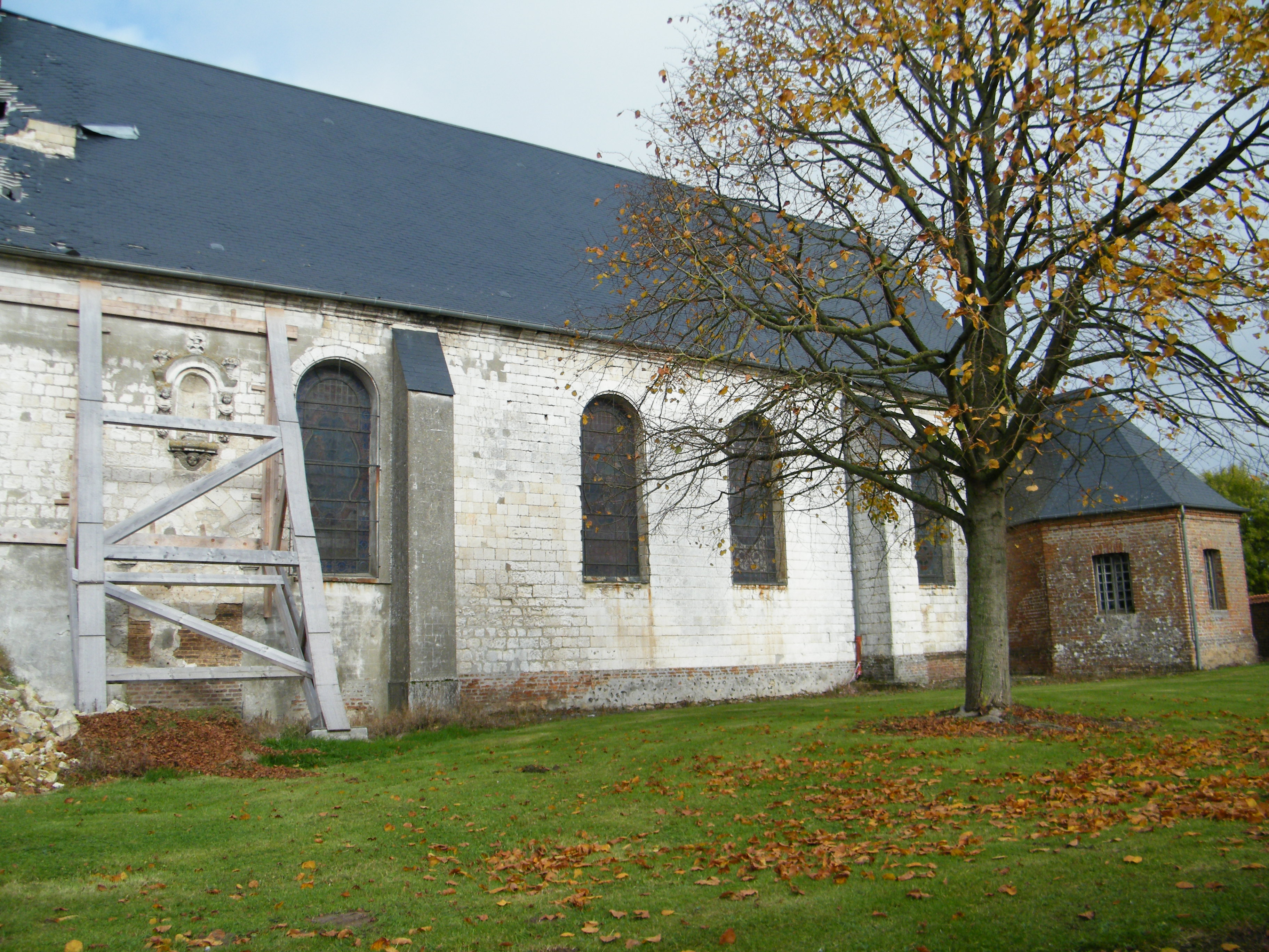 File maison ponthieu somme glise 2 jpg wikimedia for Maison somme