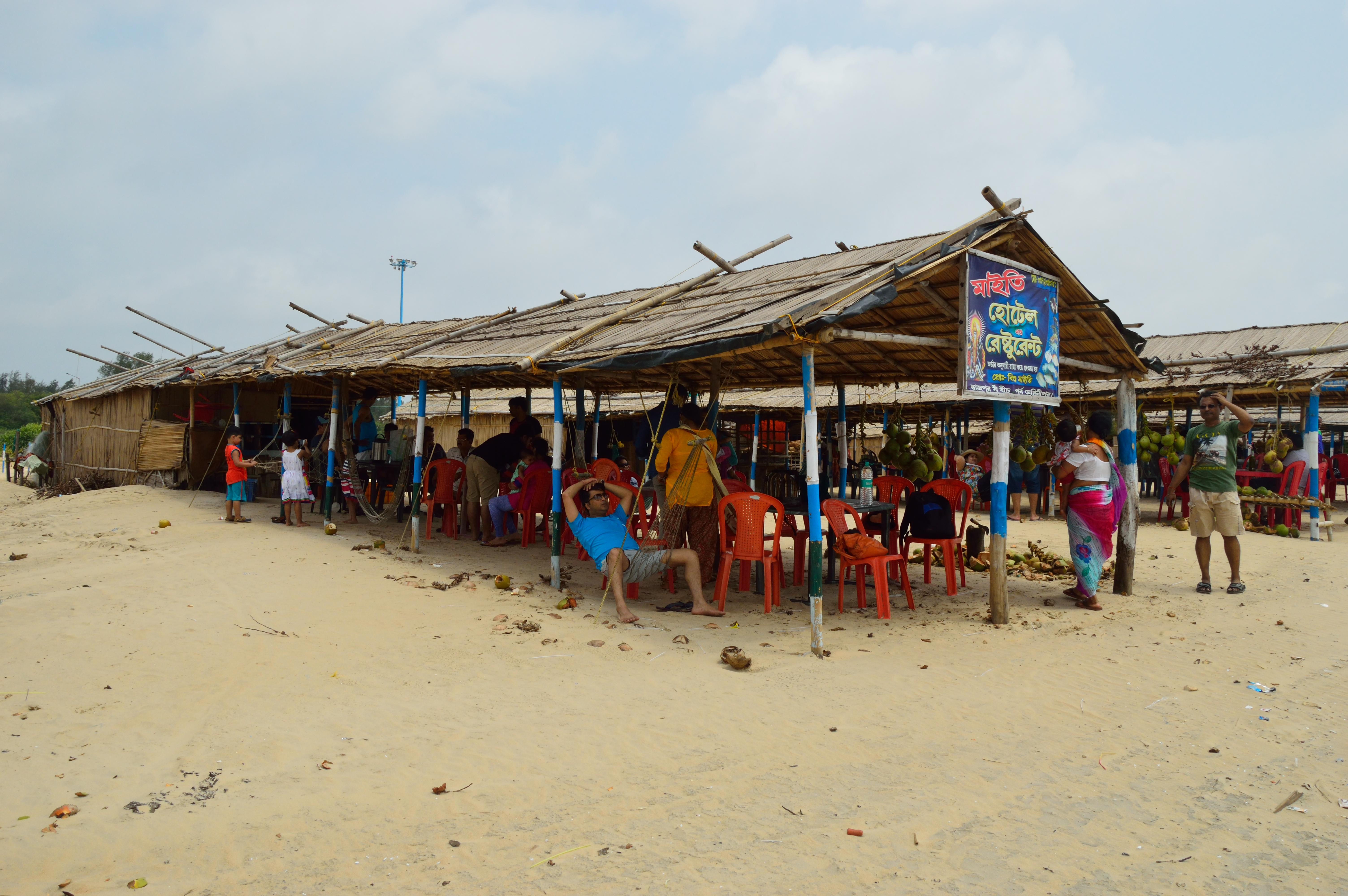 File Maity Hotel And Restaurant Beach Hut Tajpur East Midnapore 2017