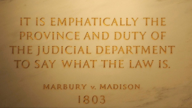 Marbury v Madison John Marshall by Swatjester crop.jpg