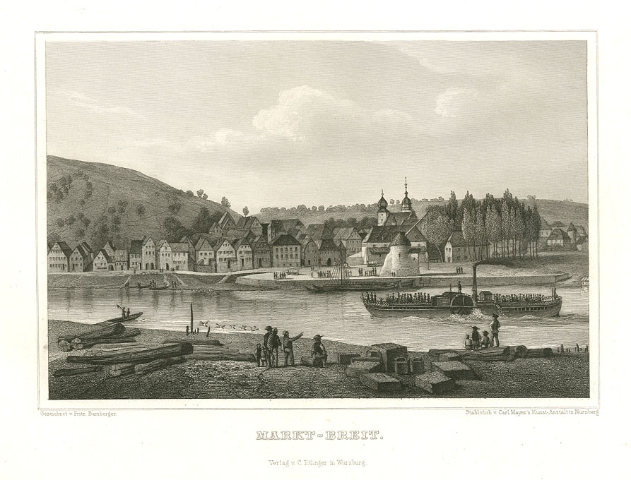 Marktbreit Stahlstich 1847.jpg