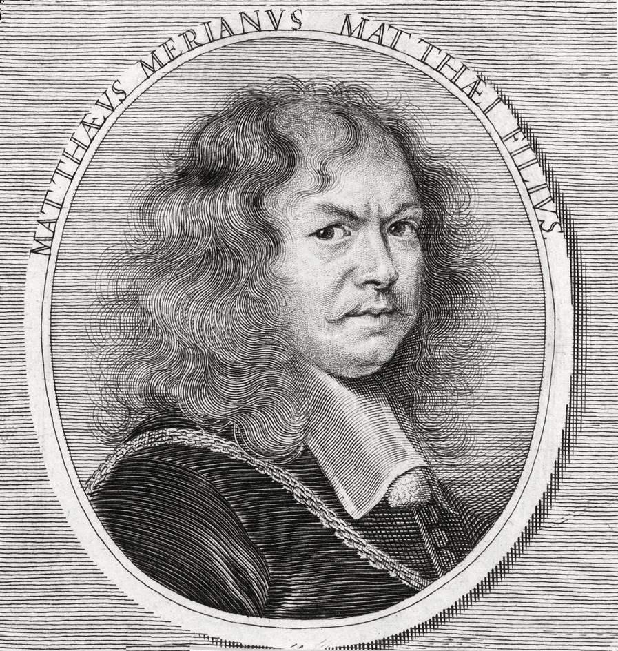 image of Matthäus Merian