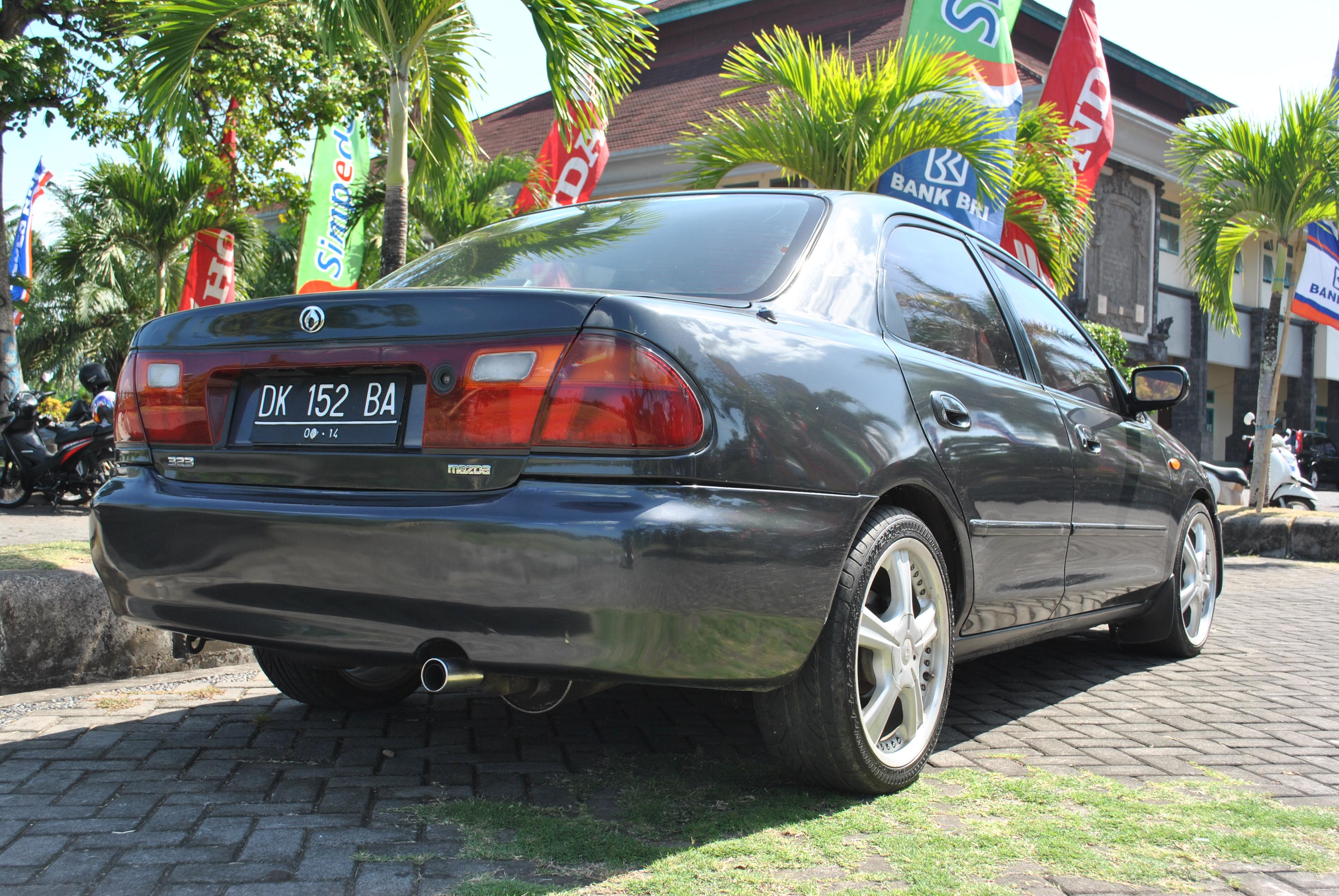 Kekurangan Mazda 323 Familia Murah Berkualitas