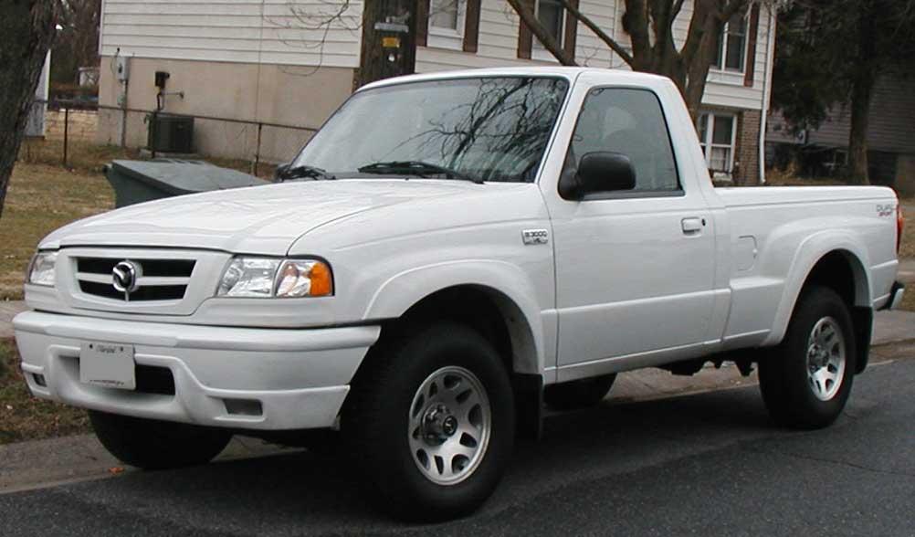 Mazda B3000