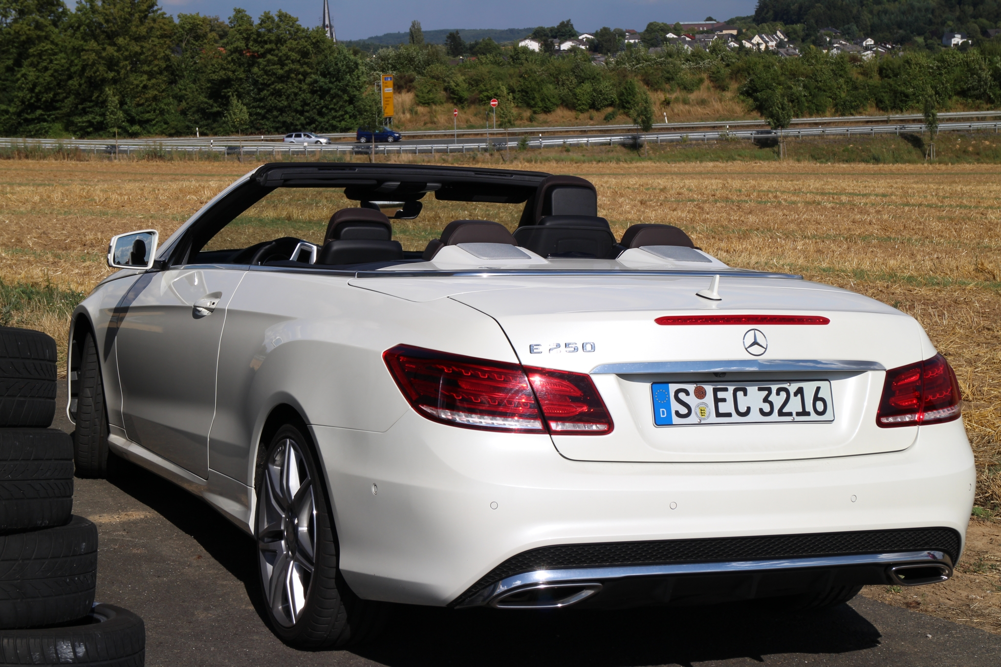 Mercedes E Coupe For Sale