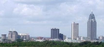 alabama city skyline