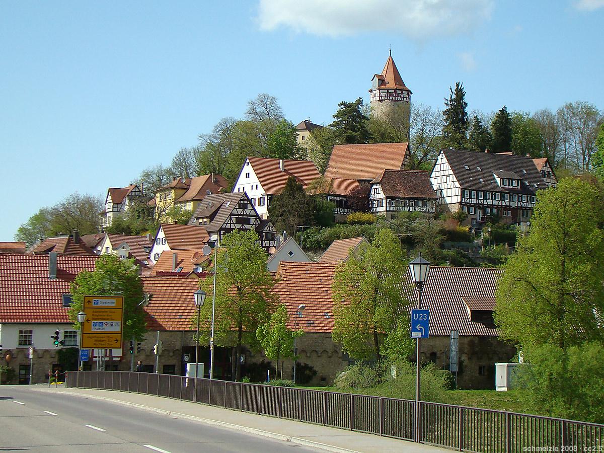 Burgbergblick