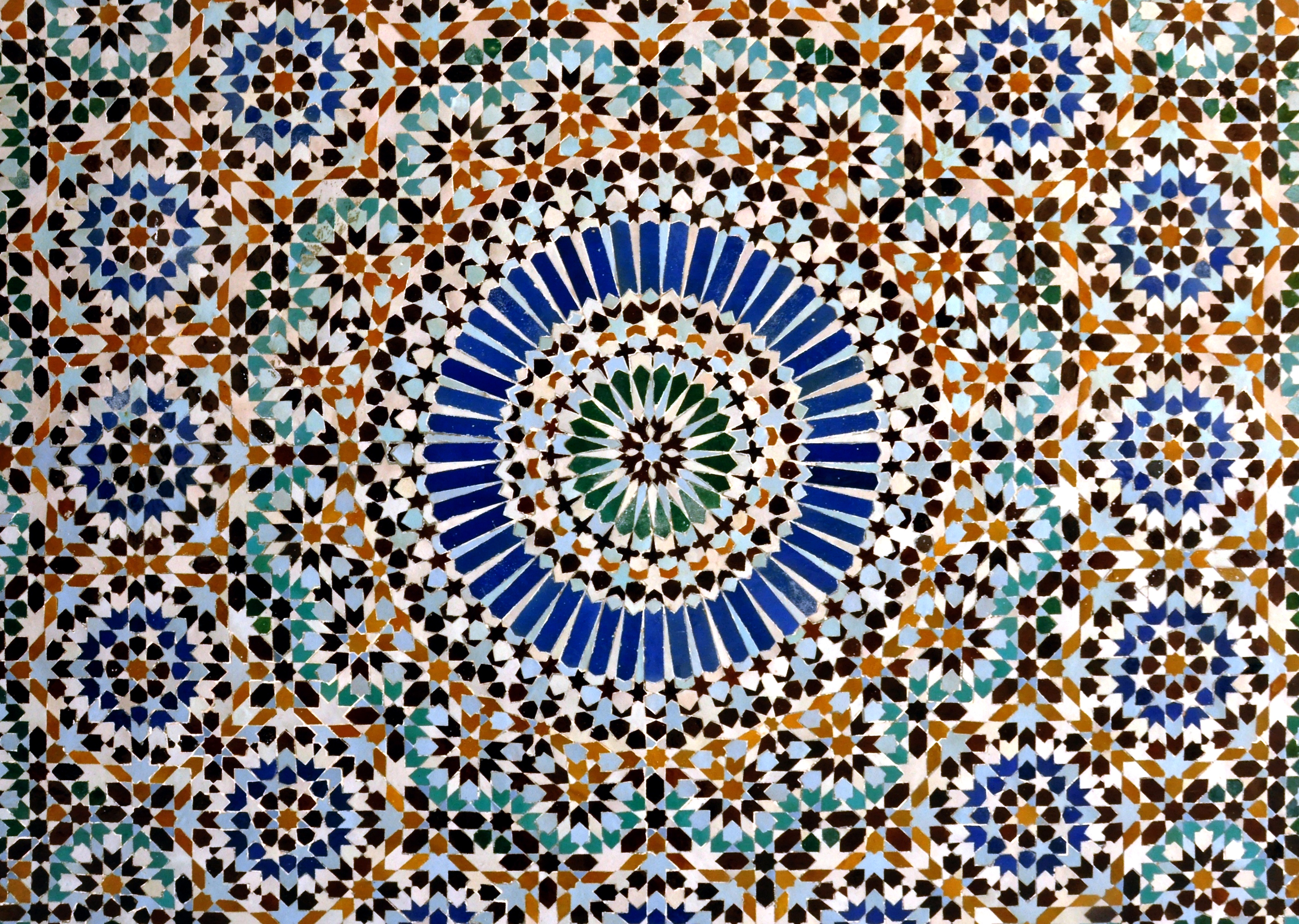 Http Commons Wikimedia Org Wiki File Mosaic Mosqu C3 A9e De Paris Jpg