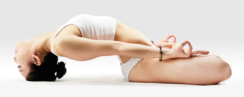 Hatha Yoga pose
