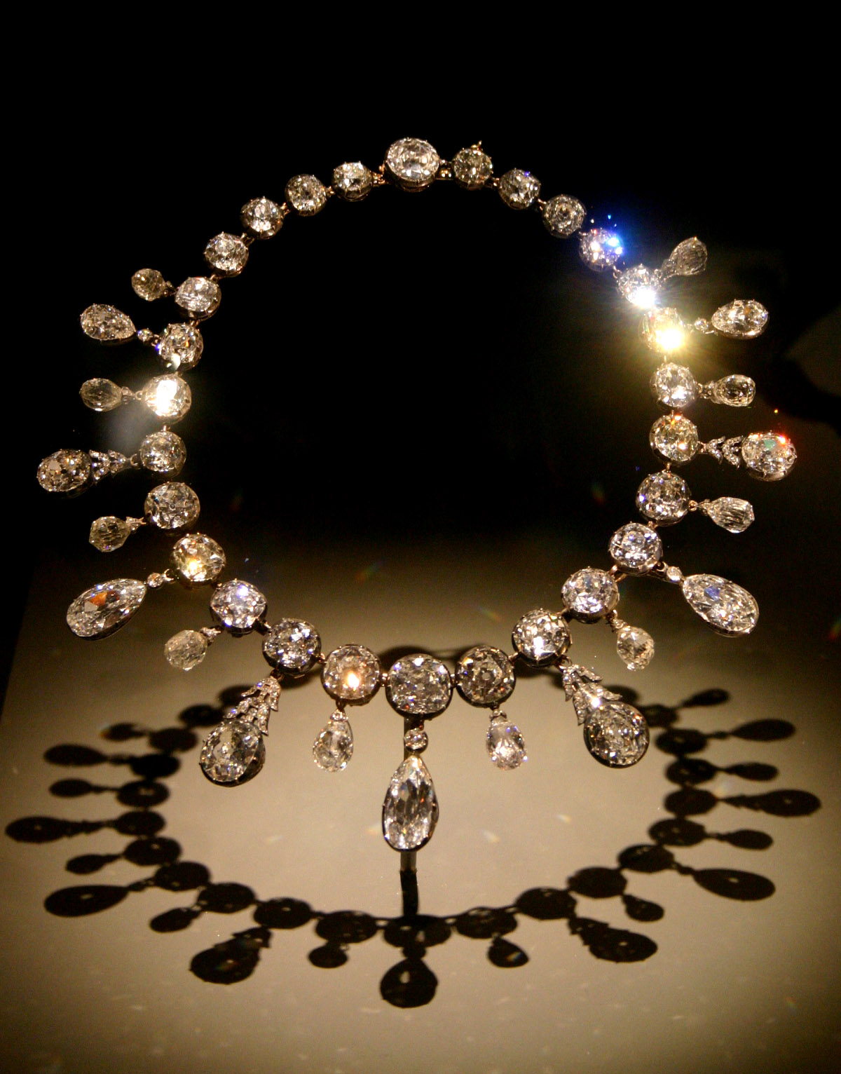 Diamond Necklace With Name